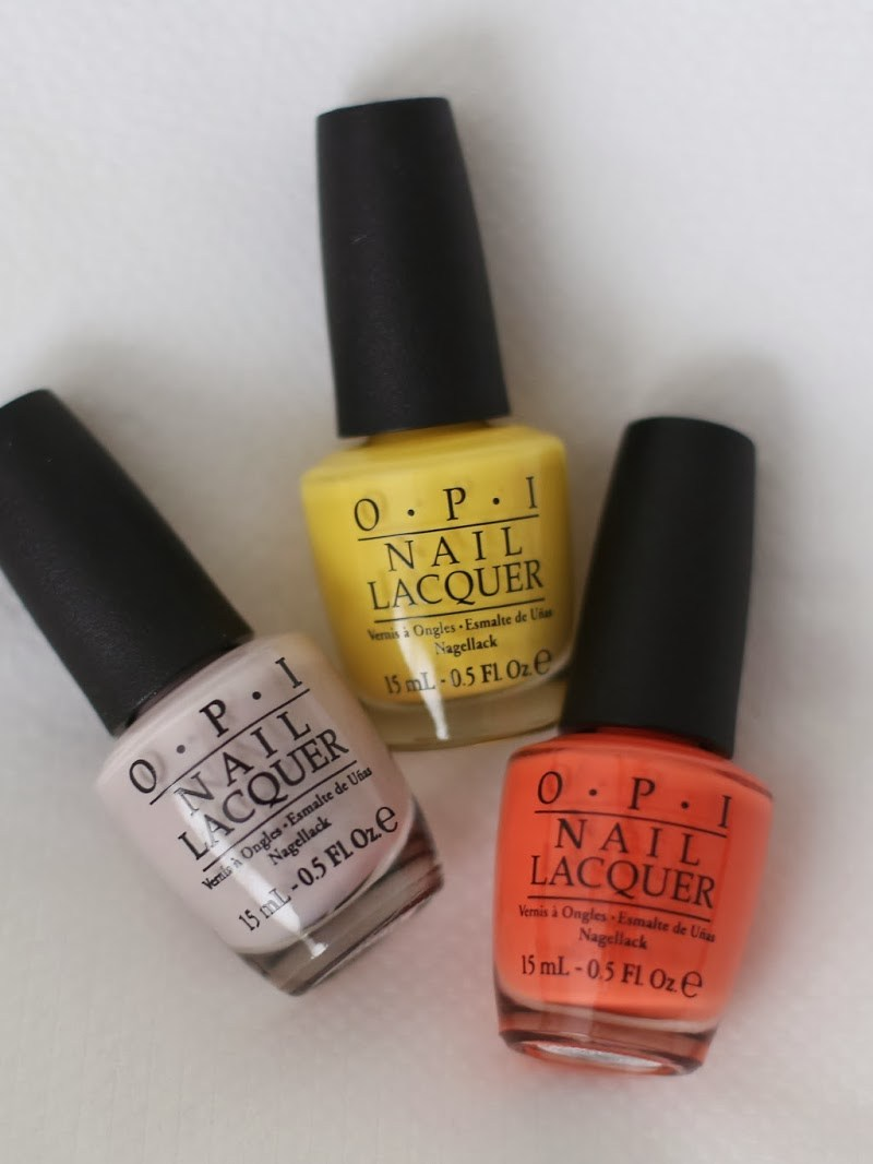 OPI BRAZIL COLLECTION + ON-NAIL SWATCHES PT. 1