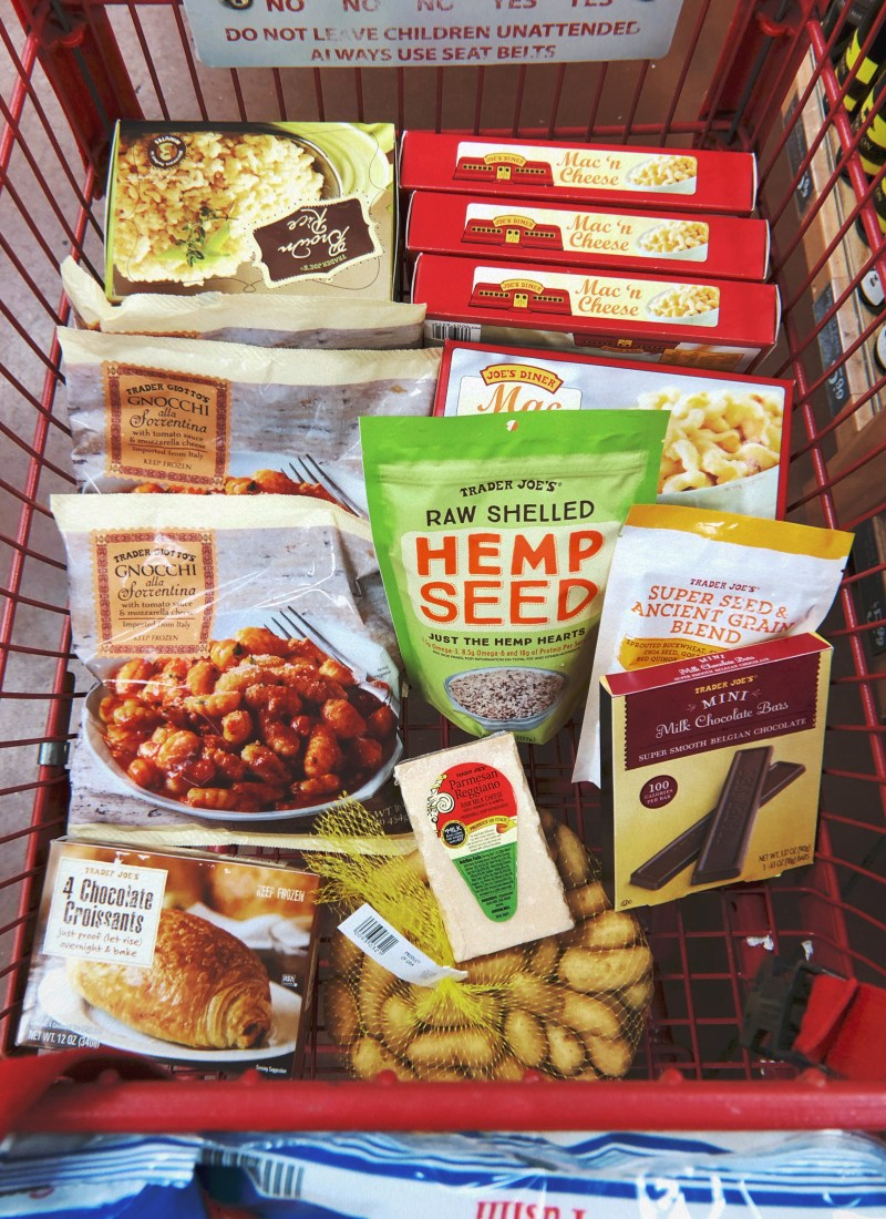 My Favorite Products from Trader Joe's