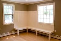 Built In Kitchen Seating | Natural Interior Design