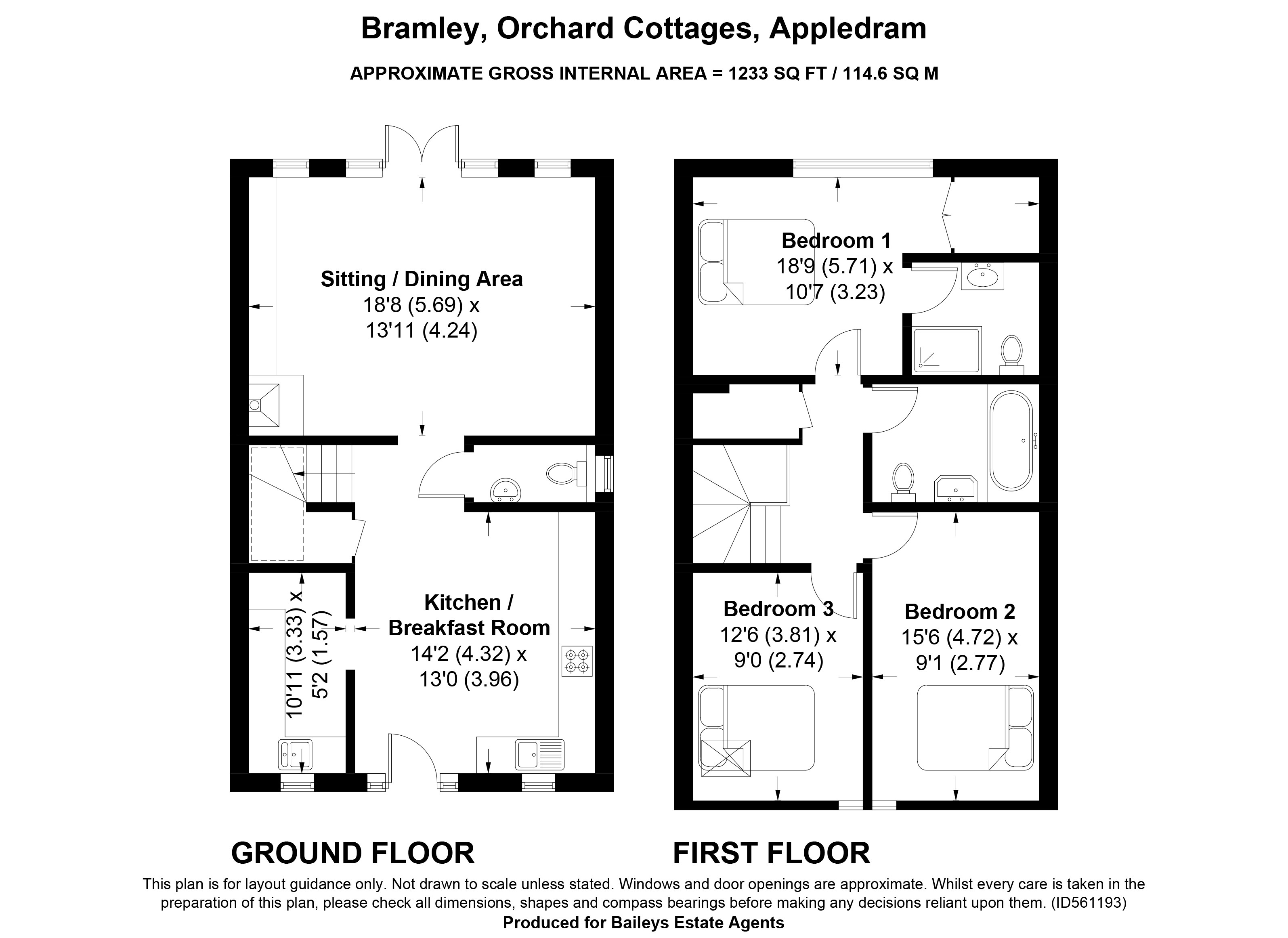 Property to Let, West Wittering: Spinney Cottage, Redlands