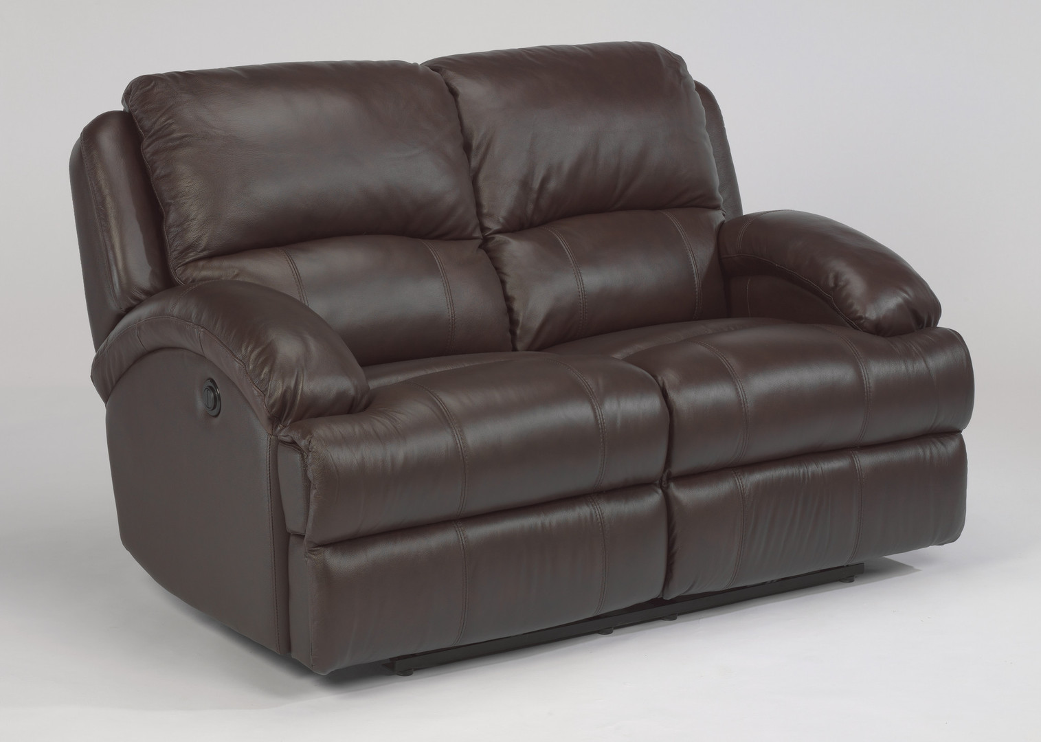 flexsteel julio reclining sofa pro seda hazienda sofas loveseats and recliners bailey 39s discount center