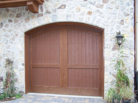 11. Residential Garage Door
