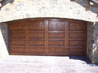 2. Residential Garage Door