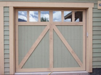 4. Residential Garage Door
