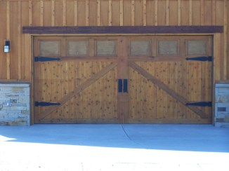 5. Residential Garage Door