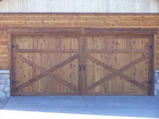 6. Residential Garage Door