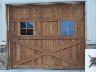 8. Residential Garage Door
