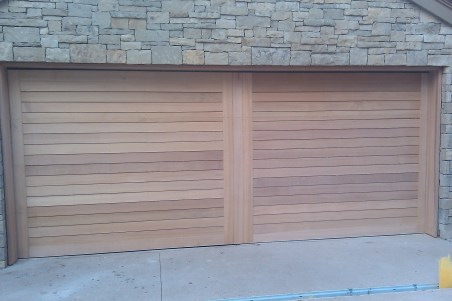 18. Residential Garage Door
