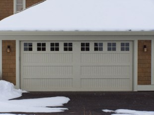 26. Residential Garage Door