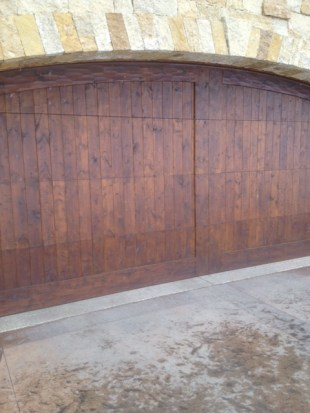 23. Residential Garage Door