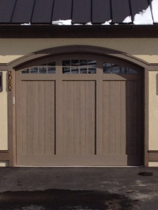 24. Residential Garage Door