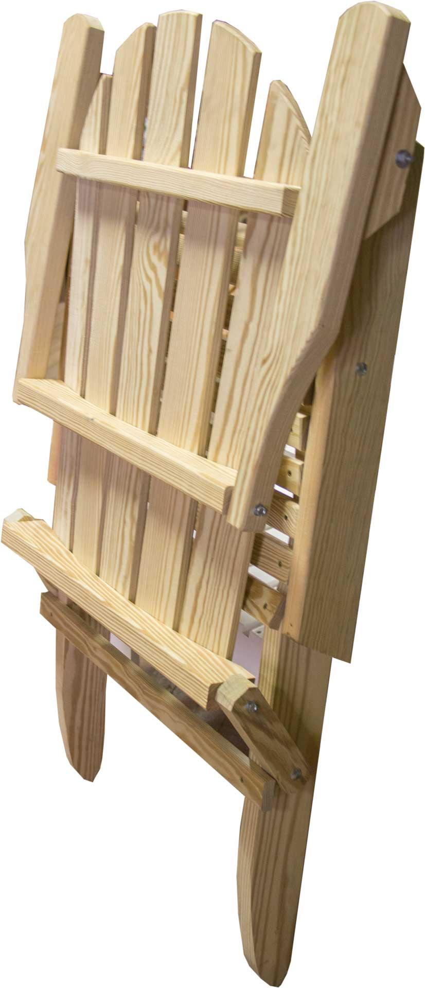 Folding Adirondack Chair  Bailey Spencer Hardware Store
