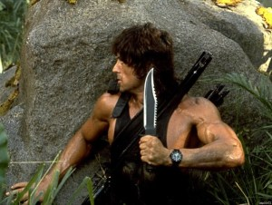 Rambo and survival