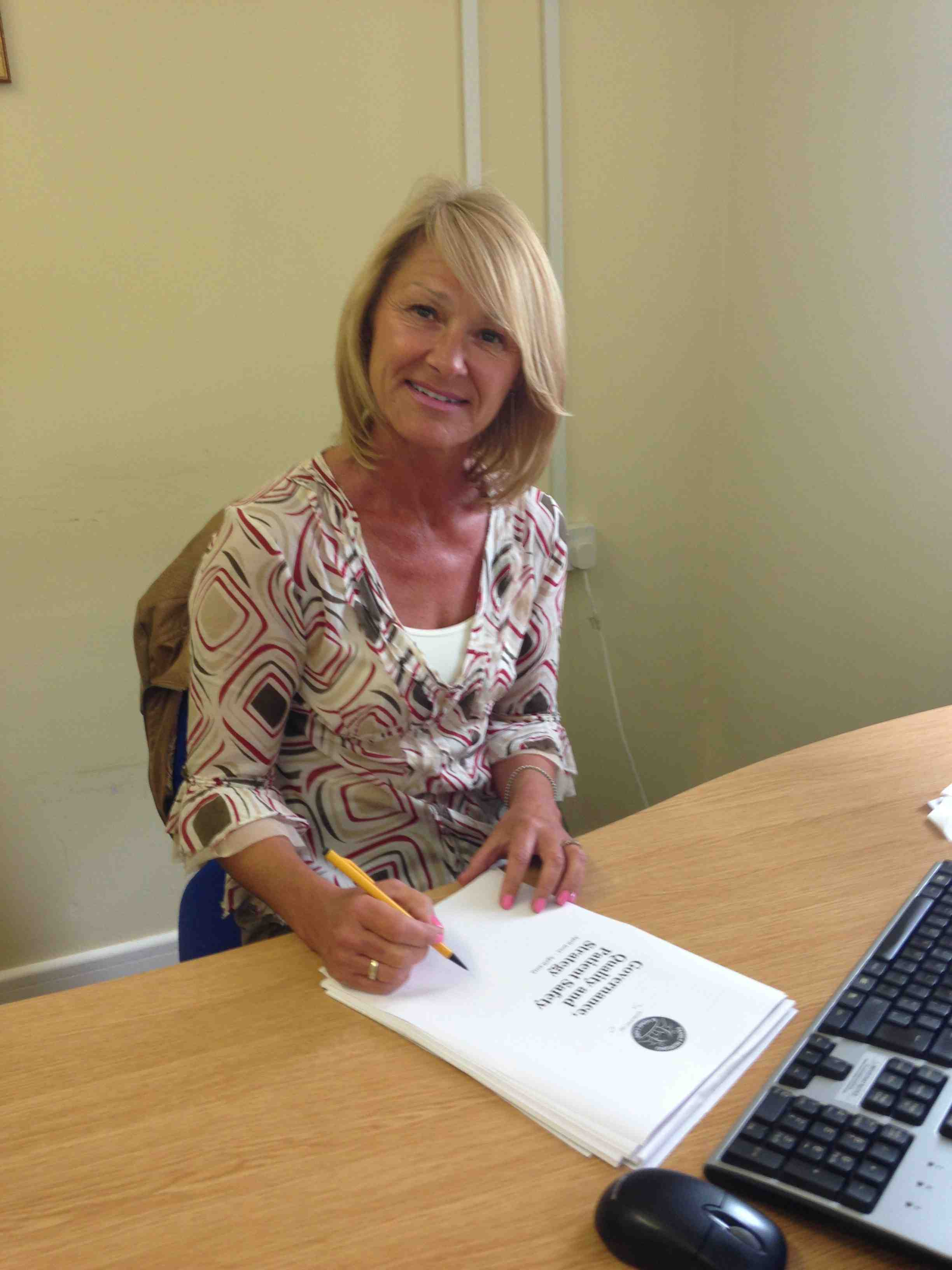 District nurse is new manager at Family Nursing and Home