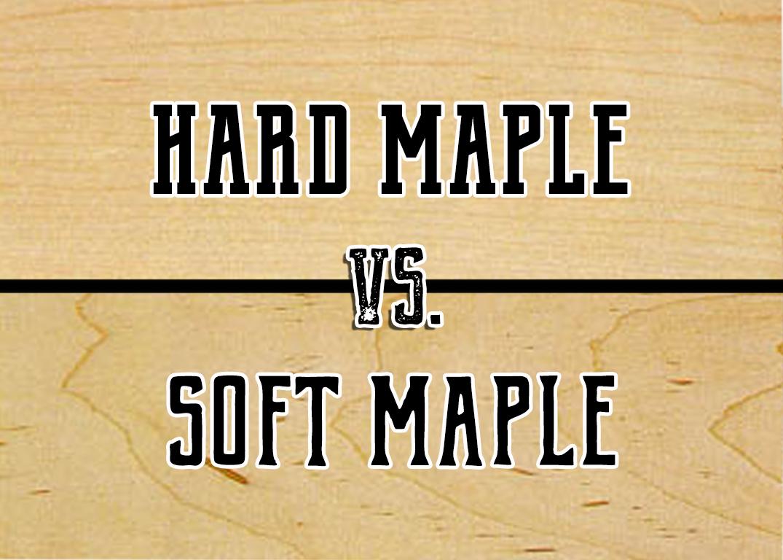 Poplar Vs Maple Hardness