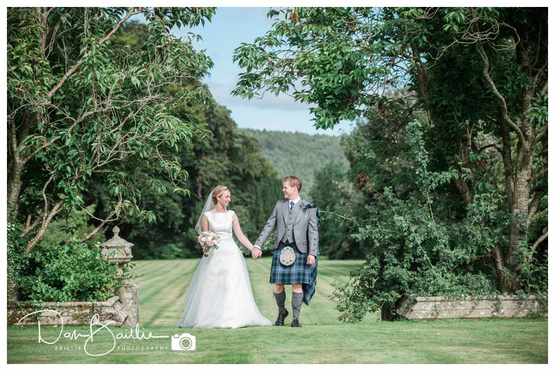 Loch Inch Wedding