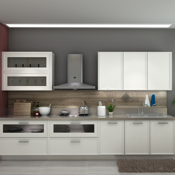 China Kitchen Cabinet Factory Display Kitchen Cabinets For Sale