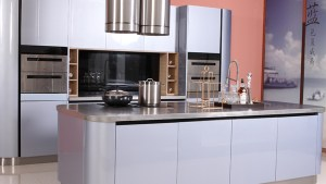 High Quality Kitchen Cabinet From Stainless Steel Kitchen