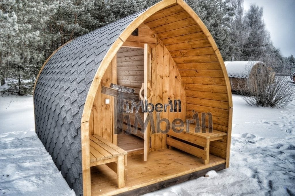Sauna Jardin