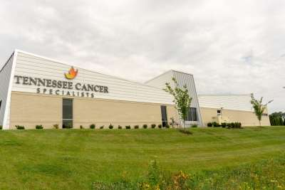 Tennessee Cancer Specialists flush reveal wall panels image