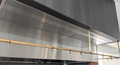 UT Dining Hall range hood