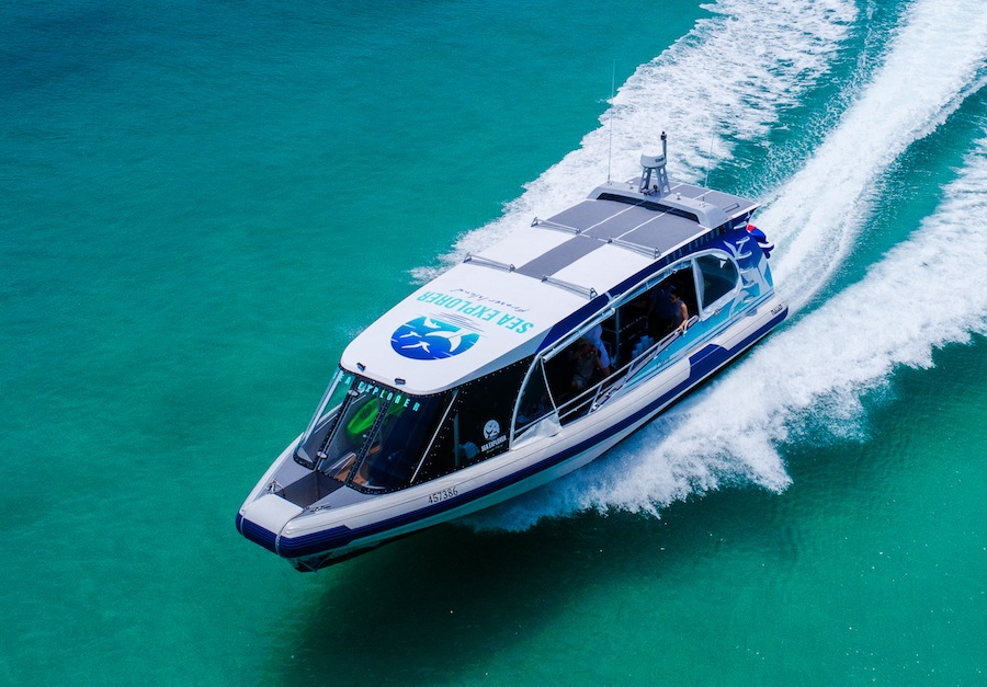 VESSEL REVIEW | Osprey – Combination sightseeing/adventure boat and ferry for Australia's famous Fraser Island