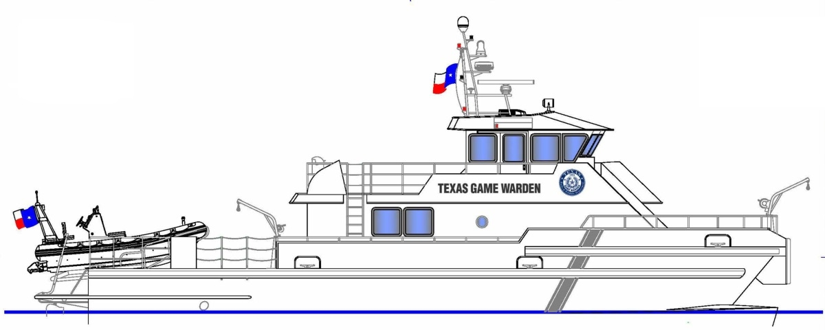All American Marine and TPWD sign patrol boat contract