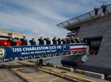 Image: US Navy photo by Mass Communication Specialist 2nd Class Natalia Murillo
