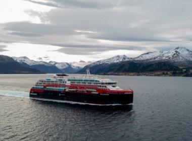 Image: Tor Erik Kvalsvik/Kleven/Hurtigruten