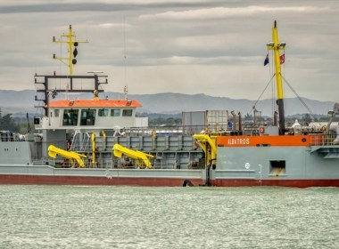 Image: MarineTraffic.com/Paul Stewart