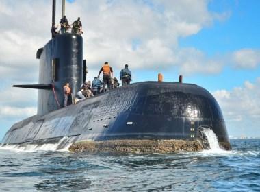 Argentine Navy file photo