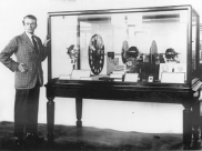 Image result for 1932 – The BBC begins television broadcasting using John Logie Baird's system