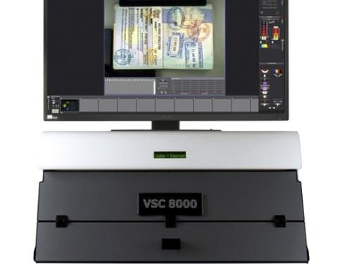 Las aplicaciones en la vida silvestre forense revelan la versatilidad del nuevo VSC8000