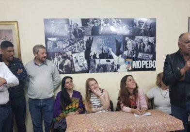 """Vicente López: Alberto """"el negro"""" Oliva es el candidato de la unidad"""