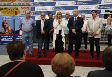 Magario reiteró los reclamos al Gobierno Provincial y nacional por obras pendientes