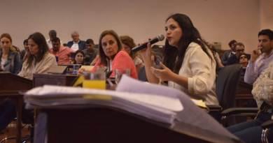 """Florencia Mosqueda: """"En los barrios, la demanda es de comida"""""""