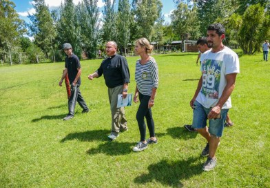 Con agenda activa, Fassi consolida colaboración con instituciones de Cañuelas