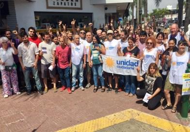 Contra el tarifazo: en Tigre referentes de Unidad Ciudadana repudiaron el rumbo económico