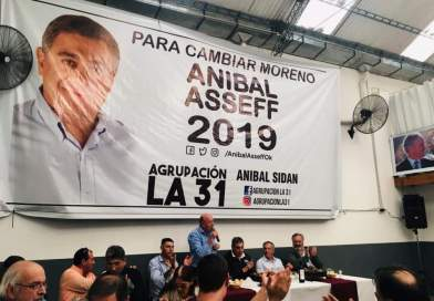 Moreno: con la presencia de referentes provinciales, Asseff se lanzó por la intendencia