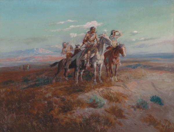 Western Art Collection - Charles . Bair Family Museum