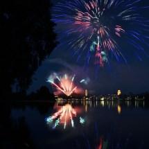 Donau in Flammen, Feuerwerk 07