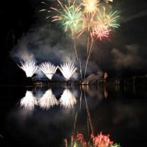 Donau in Flammen, Feuerwerk 18