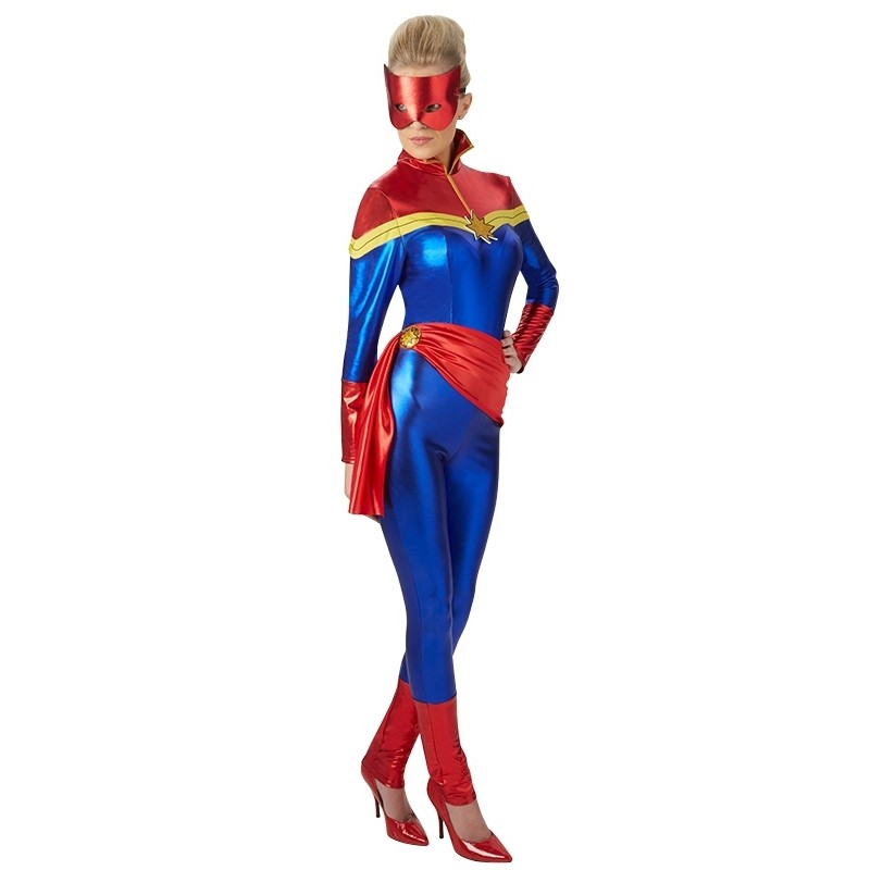 Dguisement Captain Marvel Femme
