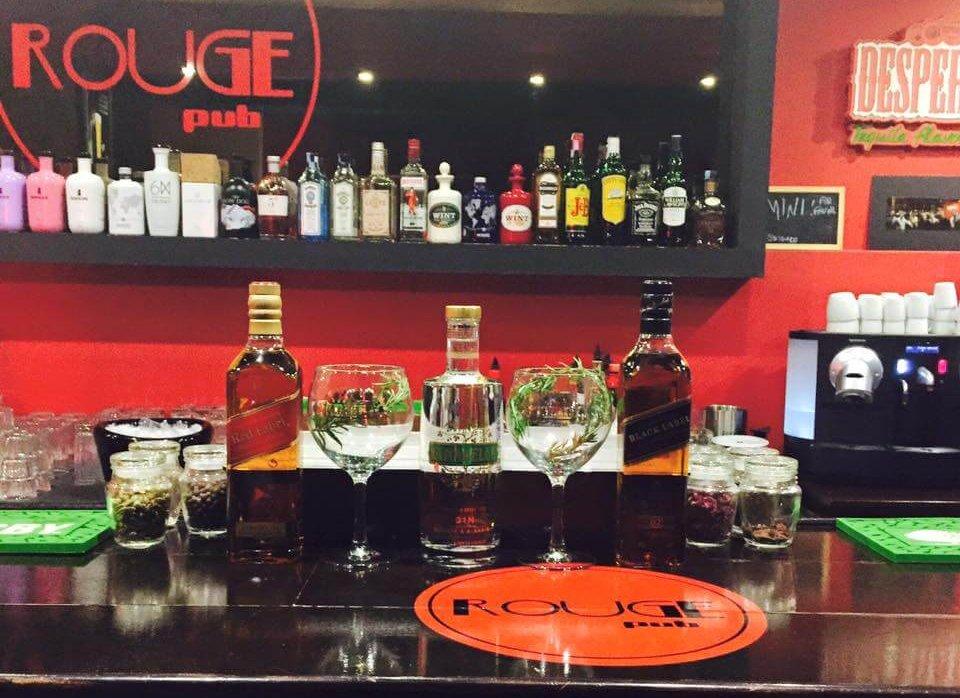 Gin Rouge Pub