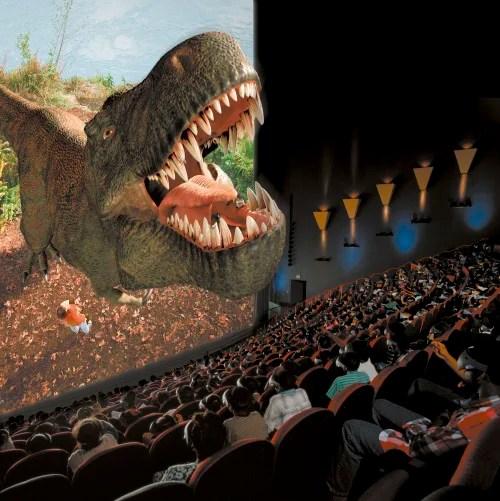 Sucesso dos cinemas IMAX agora rem sua residência.