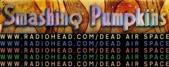 Smashing Pumpkins e Radiohead