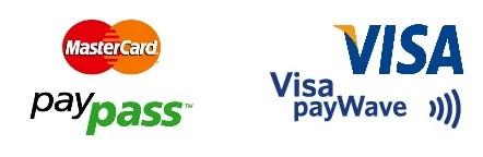 Visa e MasterCard já aderem à tecnologia.