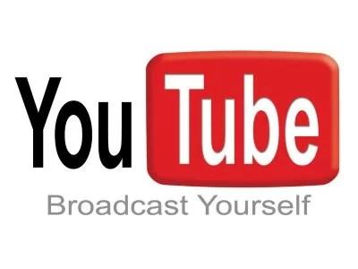 YouTube, o maior portal de vídeos da web.