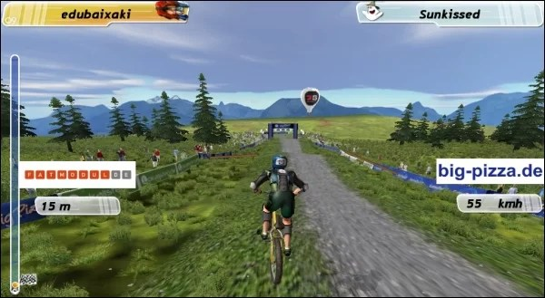 MountainBike Challenge 09