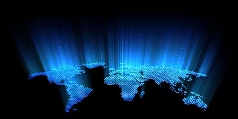 A internet não está presente em todo o planeta